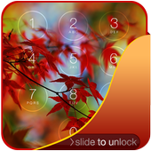 Autumn Leaves Lock Screen icon