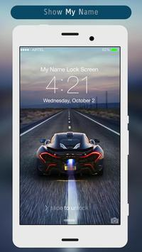 Car Lock Screen apk screenshot