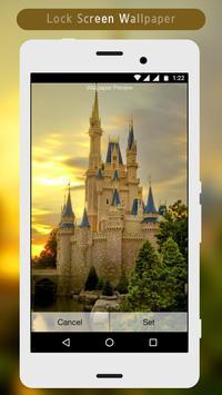 Castle Lock Screen apk screenshot
