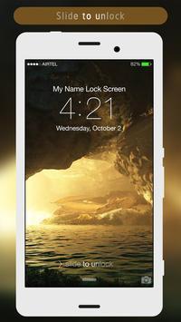Cave Lock Screen screenshot 1