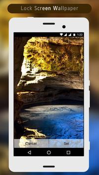 Cave Lock Screen screenshot 3