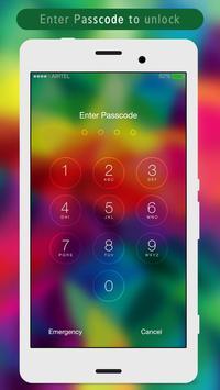 Color Full Lock Screen poster