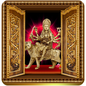 Durga Ji Door Lock Screen icon