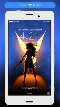 Fairy Lock Screen apk screenshot