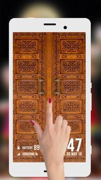 God Door Lock Screen apk screenshot