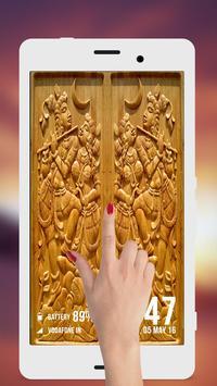 God Door Lock Screen poster