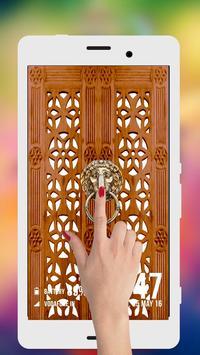 Kali Ji Door Lock Screen poster