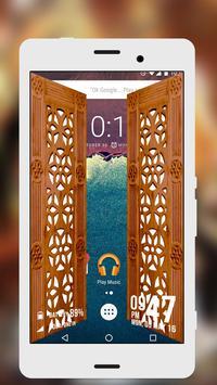 Kali Ji Door Lock Screen apk screenshot