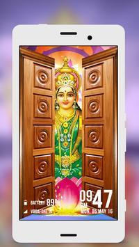 Lakshmi Ji Door Lock Screen apk screenshot