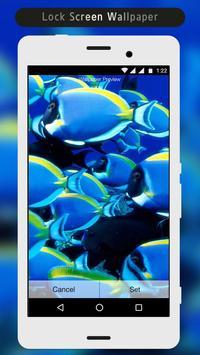 Sea World Lock Screen apk screenshot