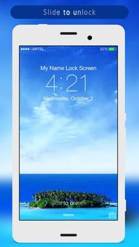 Sky Lock Screen apk screenshot