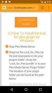 Lock for Plex screenshot 6