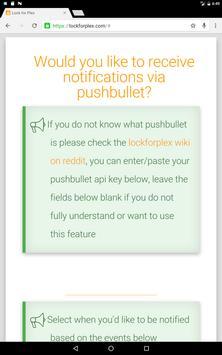 Lock for Plex screenshot 11