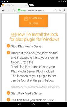 Lock for Plex screenshot 22