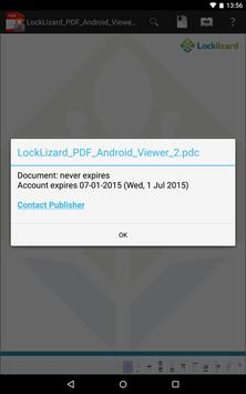 Locklizard Safeguard Viewer screenshot 2