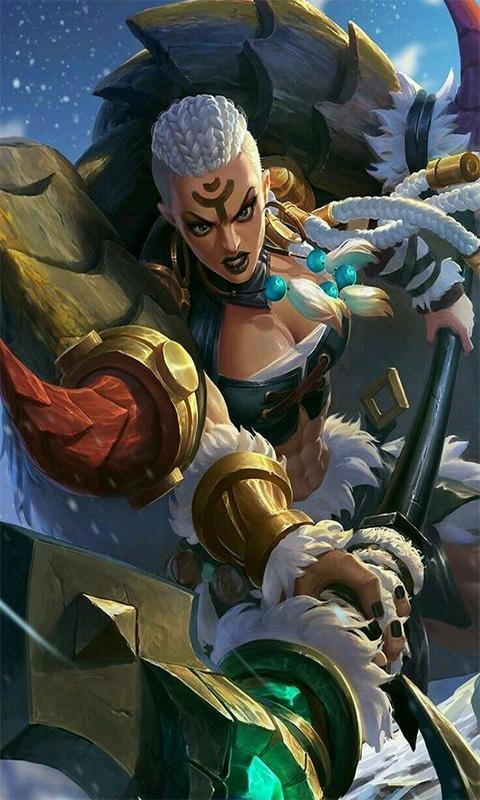 Lockscreen Mobile Legends Hd Wallpaper For Android Apk