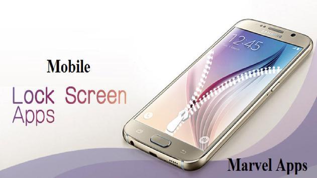 Mobile Screen Locker apk screenshot