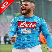 Lock Screen for SSC Napoli 2018 icon