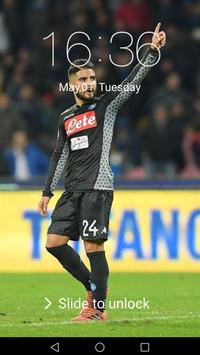 Lock Screen for SSC Napoli 2018 poster