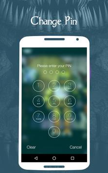 BST Lock Screen HD apk screenshot
