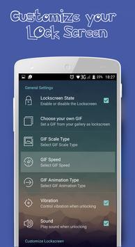 Pika Lockscreen screenshot 4