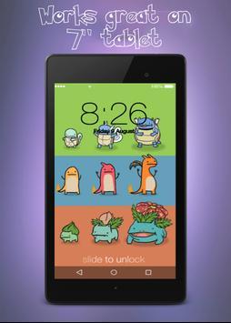 Pika Lockscreen screenshot 6