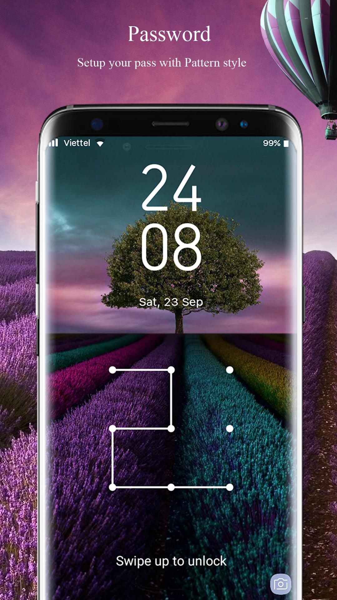 Lock screen for Galaxy S8 edge for Android - APK Download