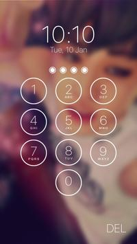 Kpop Lock Screen Apk Screenshot