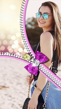 My Photo Zipper Lock Screen apk screenshot