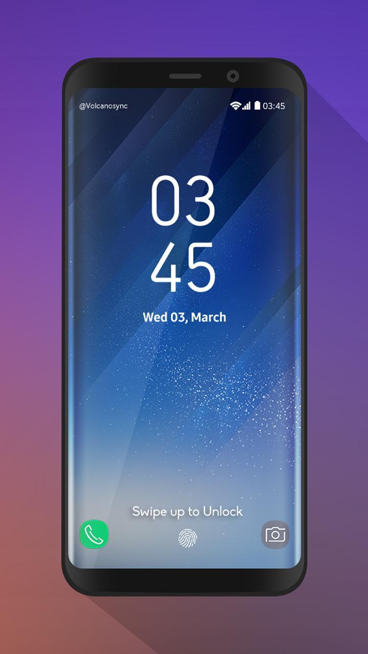 S8 Lock Screen & S8 Edge for Android - APK Download