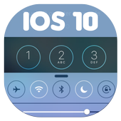 New iLock Screen IOS10 style icon