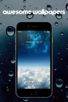 New iLock Screen IOS10 style screenshot 2