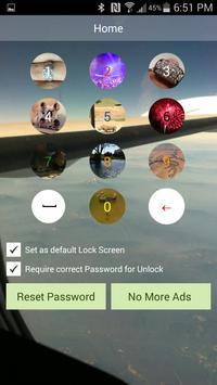 Lock Screen Pictures apk screenshot