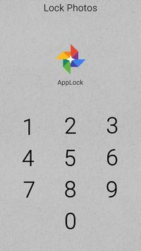 AppLock Theme Classic apk screenshot