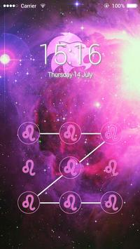 AppLock Theme Leo screenshot 1