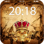 Applock Pirate icon