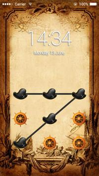Applock Pirate apk screenshot