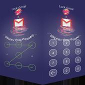 AppLock Theme SilentNight icon