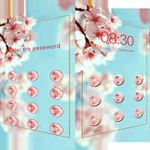 AppLock Theme Blooming Flowers icon