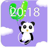 SuperScreenlock Children's Day icon