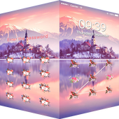 Applock Continental Scenery icon