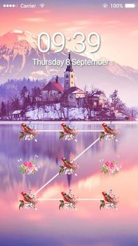Applock Continental Scenery screenshot 3