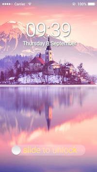 Applock Continental Scenery screenshot 2