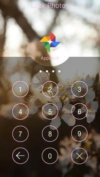 AppLock Theme Dawn apk screenshot