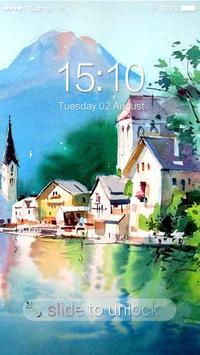 AppLock Theme Landscape screenshot 11