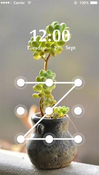 Applock Potted Succulents Apk App تنزيل مجاني لأجهزة Android