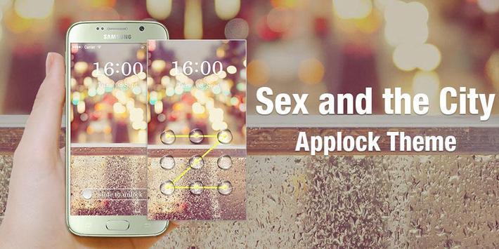 Applock Theme Sex And The City screenshot 3