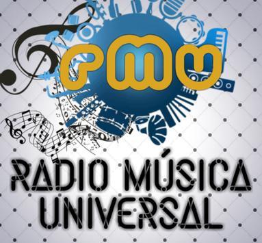 Radio Musica Universal screenshot 1