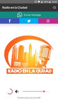 Radio en la Ciudad poster