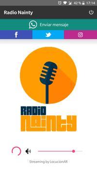 Radio Nainty poster